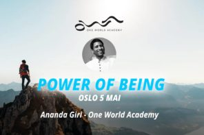 Power of Being: Oslo 5. mai